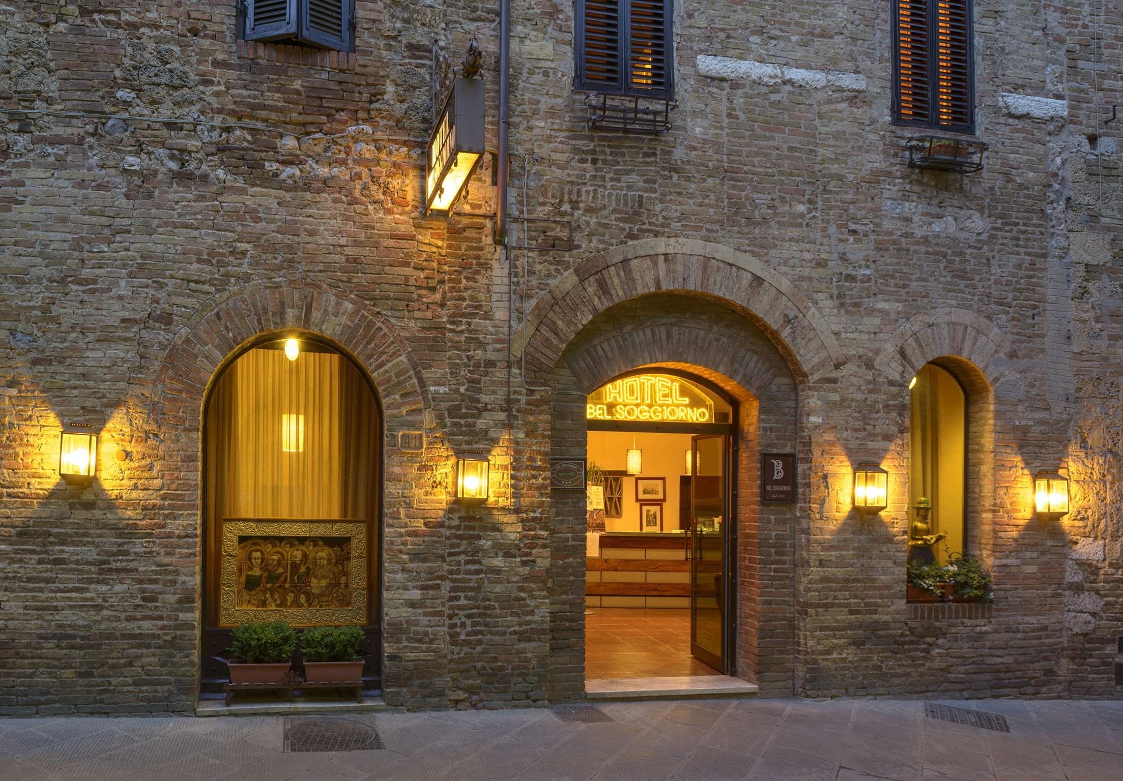 Hotel Bel Soggiorno - San Gimignano (SI) - Official ...